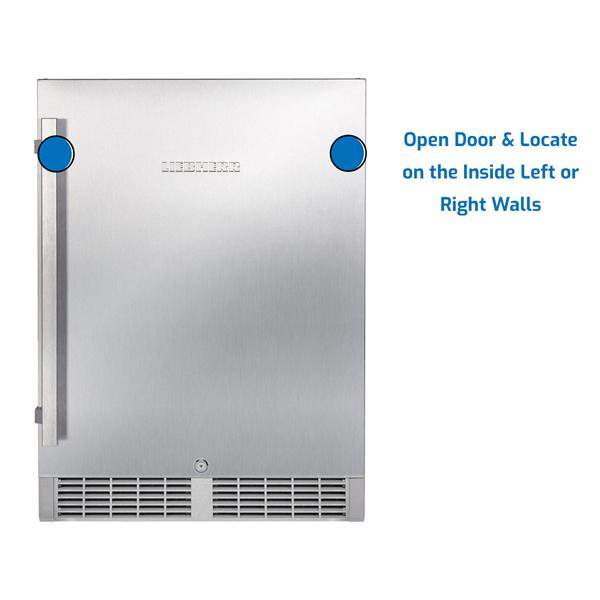 Liebherr Refrigerator Under Counter