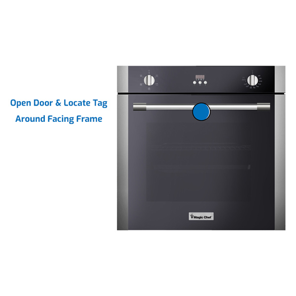 Magic Chef Wall Oven Electric
