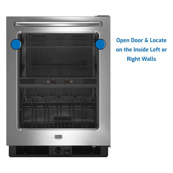 Maytag Refrigerator Under Counter