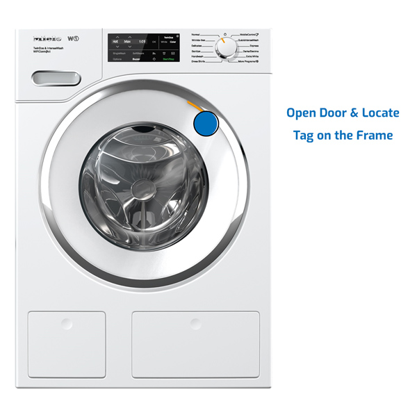 Miele Washer Front Load