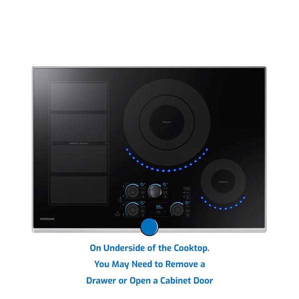Samsung Cooktop Electric