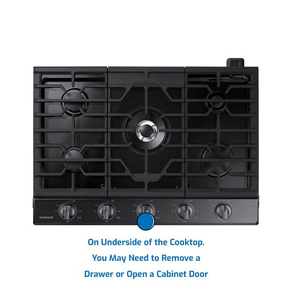 Samsung Cooktop Gas