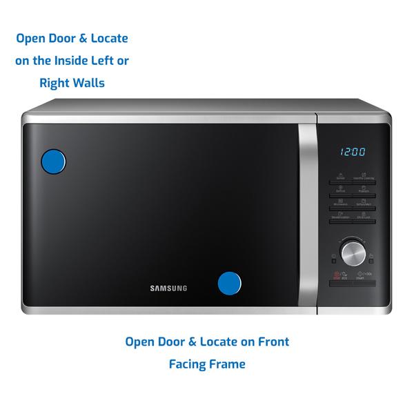 Samsung Microwave Countertop