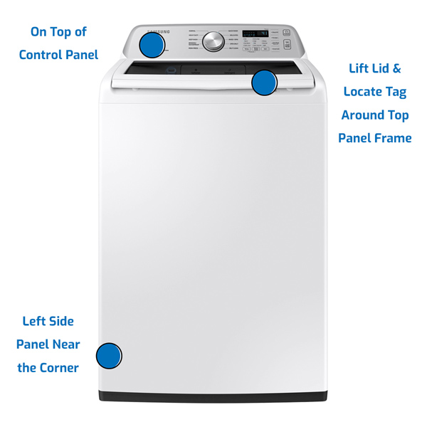 Samsung Washer Top Load