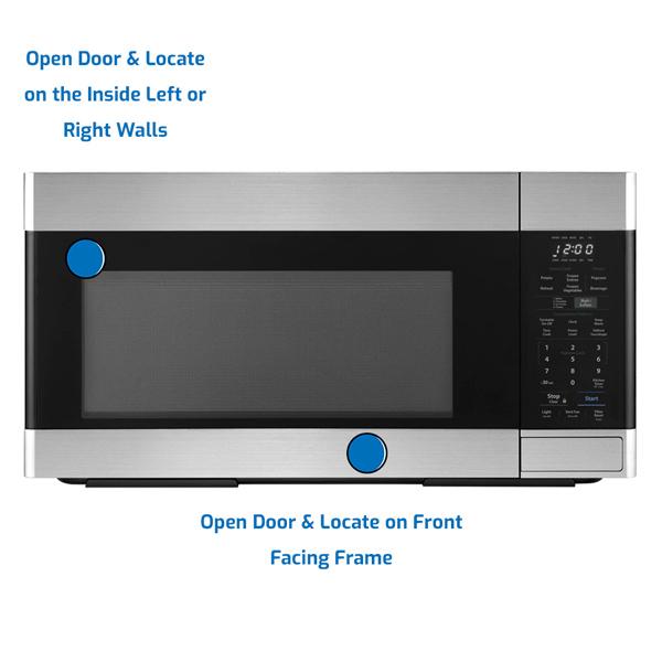 Sharp Microwave Over the Range