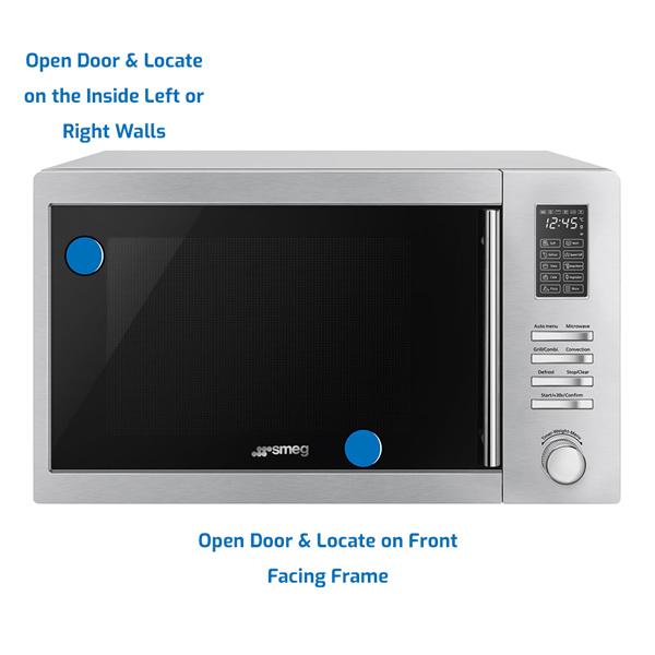 Smeg Microwave Countertop