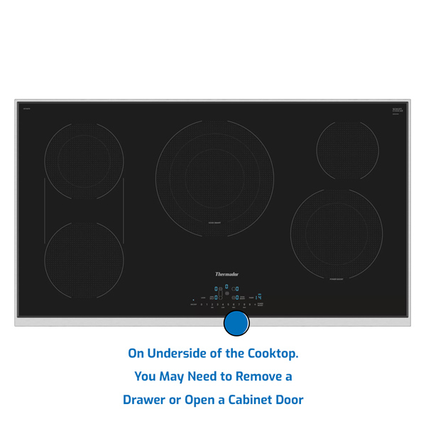 Thermador Cooktop Electric