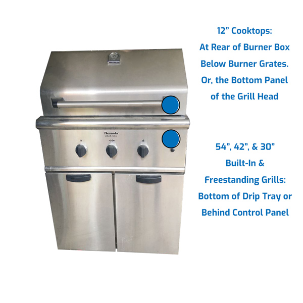 Thermador Grill