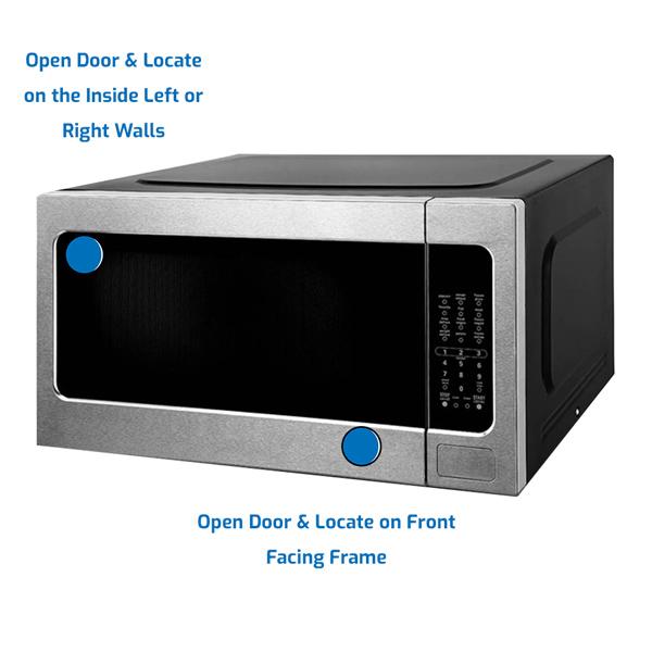 Thor Microwave Countertop