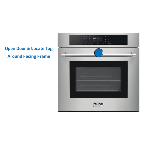 Thor Wall Oven Electric