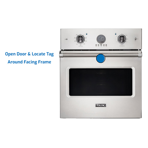 Viking Wall Oven Electric