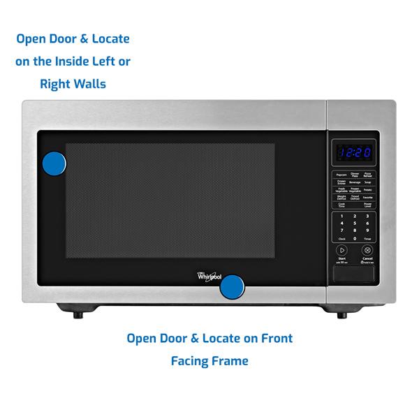 Whirlpool Microwave Countertop