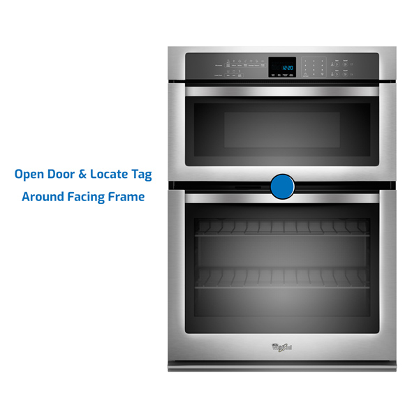 Whirlpool Wall Oven Electric