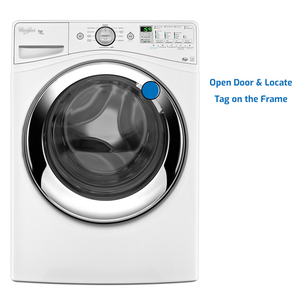 Whirlpool Washer Front Load