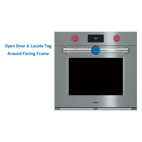 Wolf Wall Oven Electric